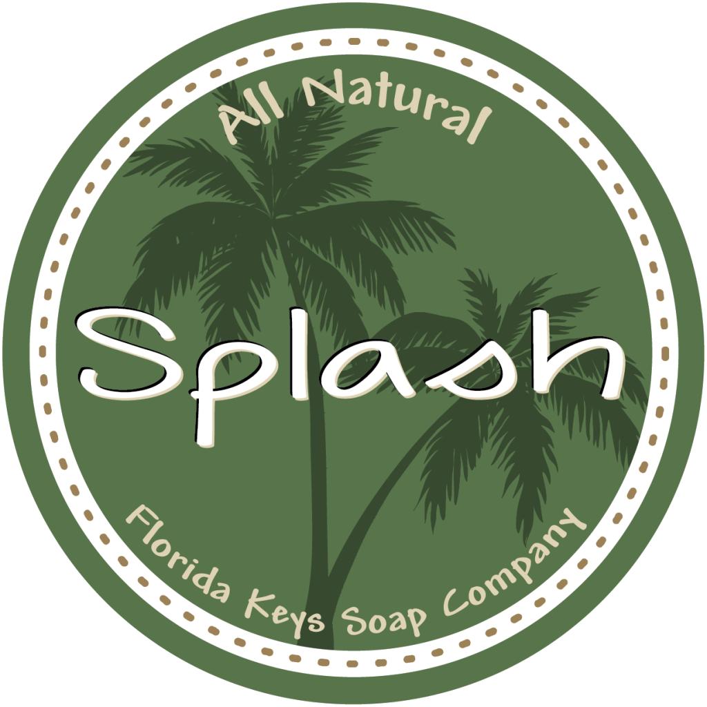 Splash Soap Label Design